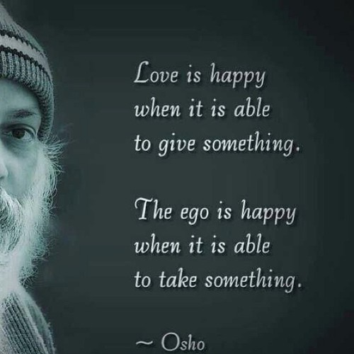 Love Vs Ego